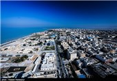 تصاویر هوایی از شهر بوشهر