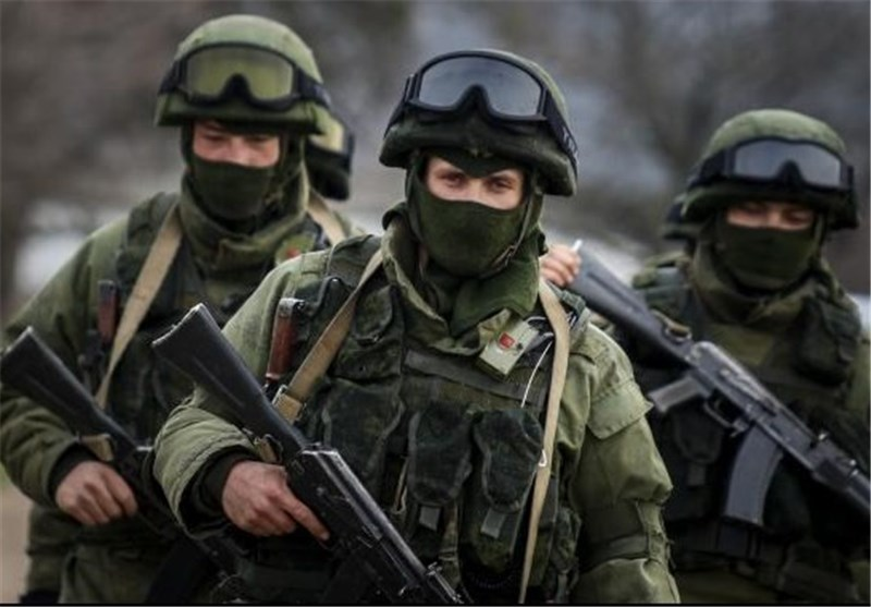 Russian Troops Storm Crimea Airbase