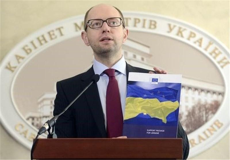 أوباما یلتقی رئیس وزراء أوکرانیا الجدید بواشنطن