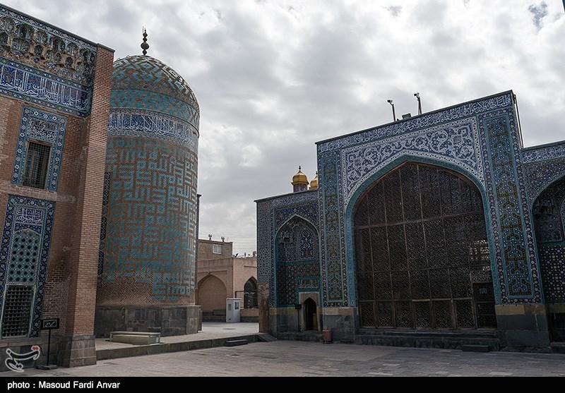 بقعه شیخ صفی الدین اردبیلی