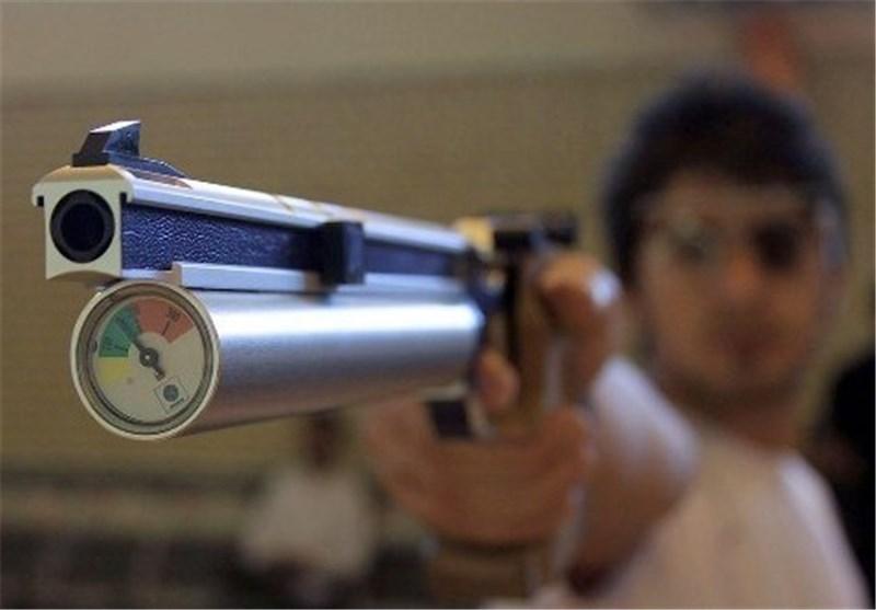 Iran Participating in IPC Shooting World Championships