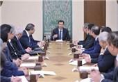 تاکید بشار اسد بر حمایت از خانوادههای شهدای سوریه