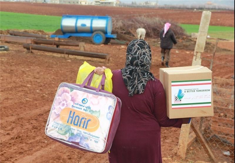 کمک به سوریه