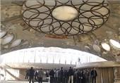 کرج| اعتبار بازسازی و ترمیم برای کاخ مروارید در نظر گرفته میشود