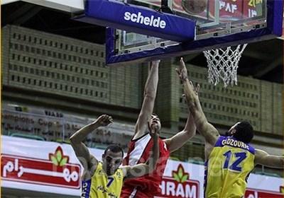 بسکتبال پتروشیمی