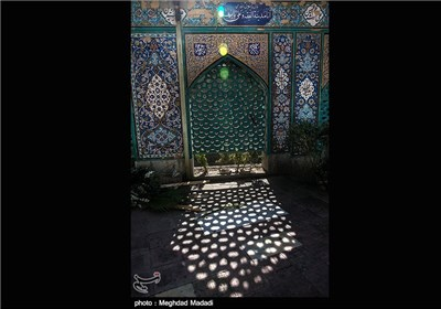 بقعه امامزاده سیدمحمد نوربخش