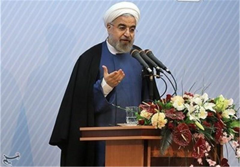 رئیس الجمهوریة: کل أبناء الشعب الایرانی لهم حقوق متساویة فی المواطنة