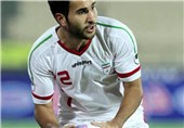Beitashour Excited to Be on Provisional Iran Squad