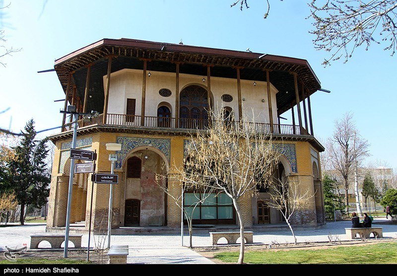 Qazvin's Kolah Farangi: A Monument of Safavid Era