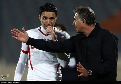 Nekounam to Join Team Melli within Two Days