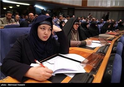 بدء أعمال الملتقی الدولی لدور العالم الاسلامی فی هندسة القوی العالمیة