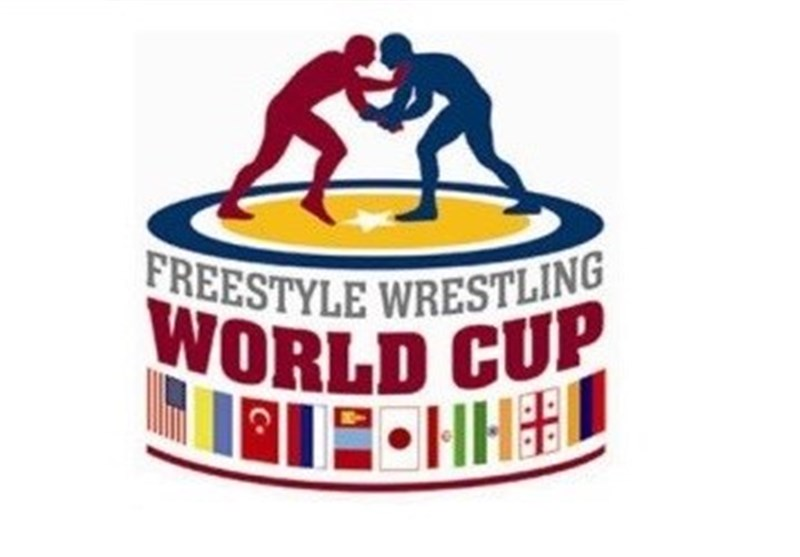 Iran Wins Freestyle Wrestling World Cup
