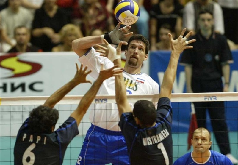 Veteran Serbian Volleyball Player Lauds Iran's New Coach Kovac