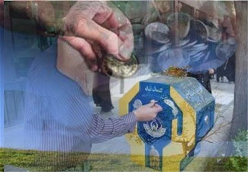 صدقات مردم بهارستان توسط 40 مؤسسه خیریه خارج از شهرستان جذب میشود