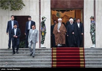 الدکتور حسن روحانی یزور سلطنة عُمان الیوم الاربعاء