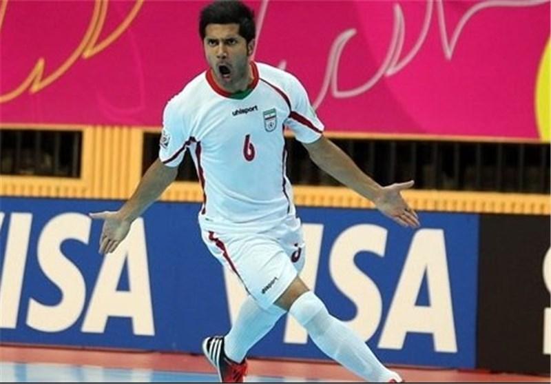 Iran Futsal Team Beats Croatia in Friendly