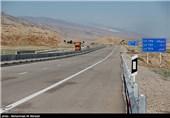 محور آزادراه پل زال- خرمآباد بازگشایی شد
