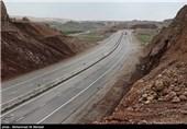 افتتاح آزاد راه پل زال-اندیمشک