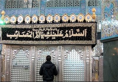 مرقد السیدة زینب و رقیة علیهما السلام