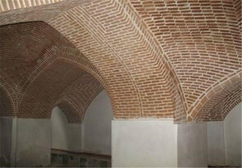 حمام تاریخی قاپان در شاهین دژ آماده استقبال از گردشگران است