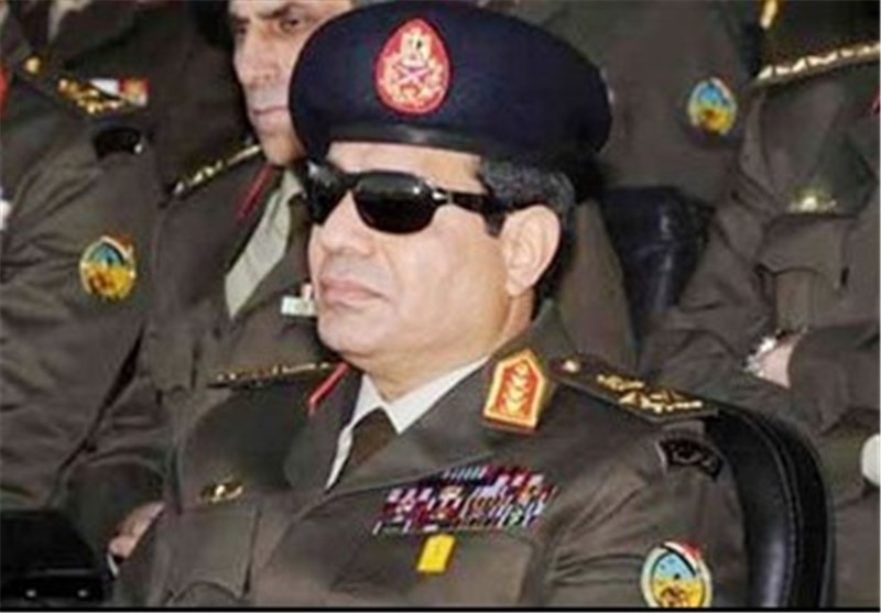 Egypt's Sisi Quits Army to Run for President