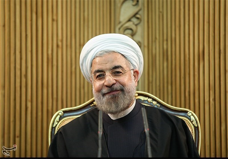 Rouhani Congratulates National Wrestling Team on World Cup Champrionship