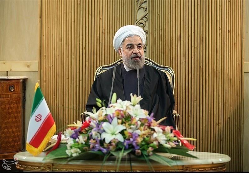 روحانی بعد از بازگشت از عراق: هیچ قدرت و کشور ثالثی قادر نیست بین ایران و عراق تفرقه ایجاد کند