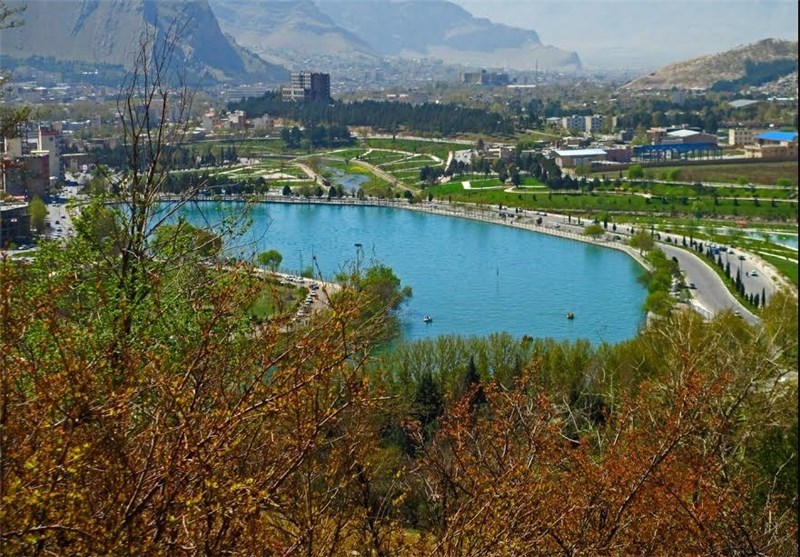 دریاچه کیو، نگین فیروزهای خرم آباد + تصاویر
