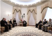 President: Enormous Potential for Stronger Tehran-Baku Ties