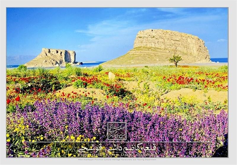 تفرجگاههایی از جنس بهشت در آذربایجان غربی + تصاویر