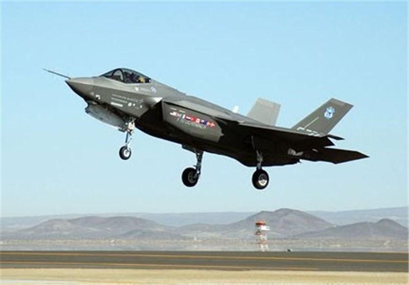 """أمریکا تتهم الصین بسرقة تکنولوجیا صنع مقاتلة """"أف ـ 35"""