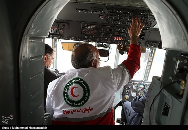 Iran Airlifts Humanitarian Aid to CAR Muslims