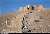 بالصور.. قلعة جلال الدین فی کرمه بمحافظة خراسان الشمالیة