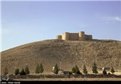 Jalal-e-Din Castle: Military Fortress of the Desert