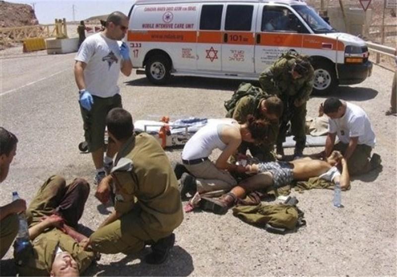 فلسطینی یهاجم جنودا صهاینة فی الخلیل ویصیب خمسة منهم
