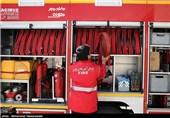 استقرار آتشنشانان در 260 نقطه شهر تهران در ایام آخر سال