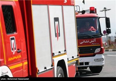 جزئیات آتشسوزی در خانه کشتی ورزشگاه آزادی