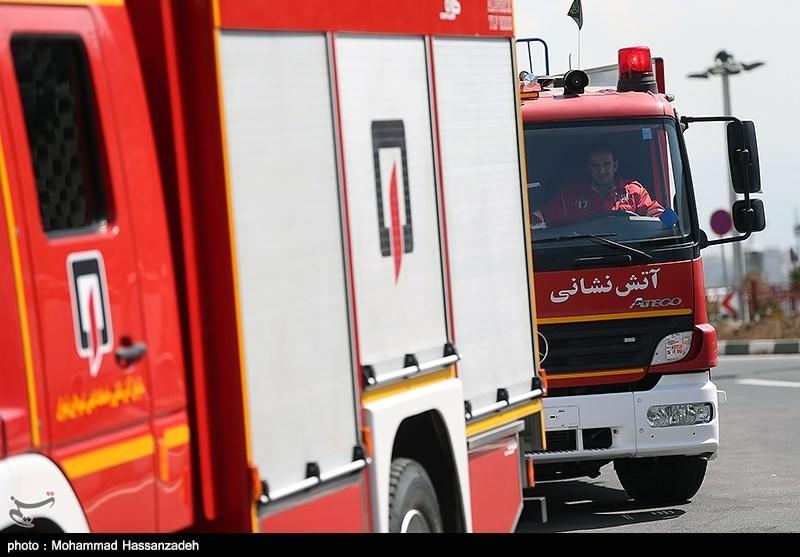 مراسم بهرهبرداری از 90 دستگاه خودروی آتشنشانی