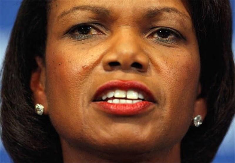 کوندولیزا رایس تمهد للترشح فی انتخابات الرئاسة القادمة بهجوم شدید على ادارة أوباما