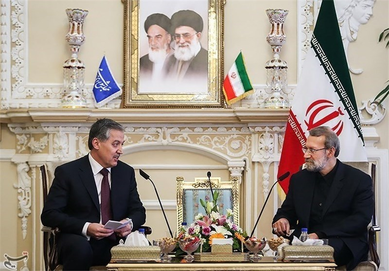 Speaker: Iran Ready to Provide Tajikistan with Technical Expertise