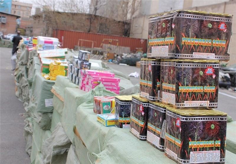 بیش از 129 هزار عدد انواع مواد محترقه در شهرستان البرز کشف شد - اخبار تسنیم - Tasnim