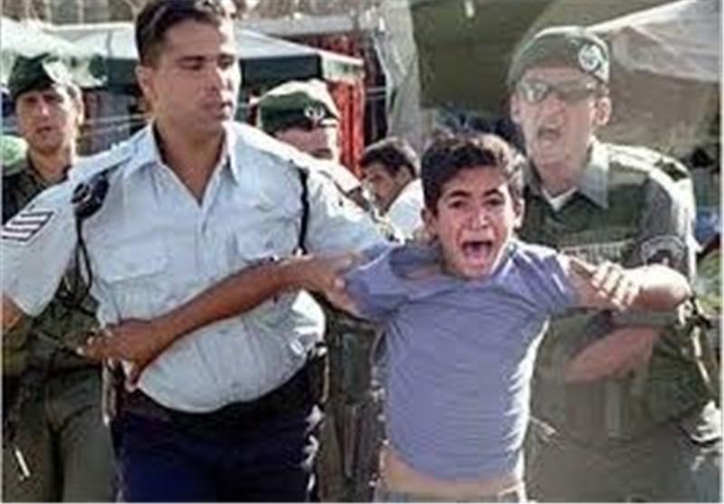 الأورومتوسطی: جیش الاحتلال الصهیونی یرفع وتیرة اعتقال الأطفال الفلسطینیین