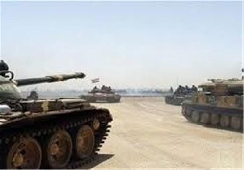 القوات السوریة تستعد للهجوم على بلدات جدیدة فی القلمون بعد استعادتها یبرود