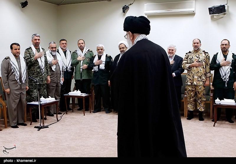 Leader Underscores High Importance of Sacred Defense's Value