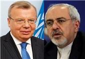 Iranian FM, UN Anti-Drug Chief Discuss Efforts to Combat Narcotics