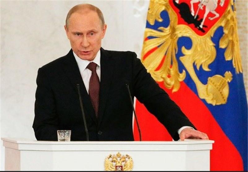 Putin Says Crimea Inseparable Part of Russia