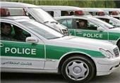 آغاز طرح اقتدار نوروزی پلیس در شهرستان نیر