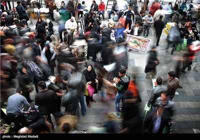 Iranian People Preparing for New Year