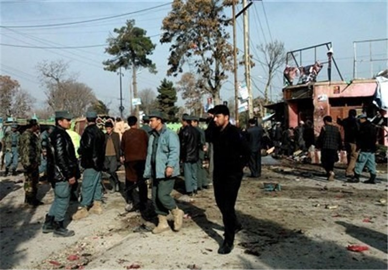 Taliban Suicide Attack on Afghan Police Station Kills 11