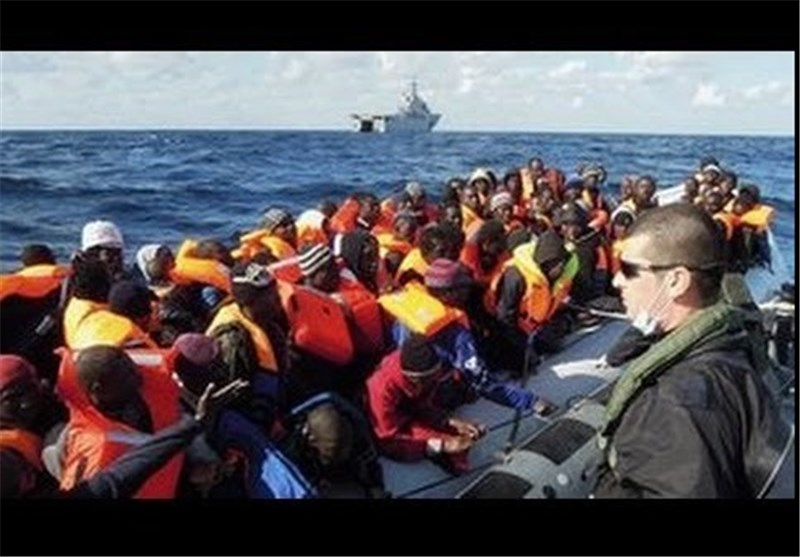 Dozens of Immigrants Die after Boat Sinks off Coast of Libya